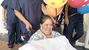 Durban woman with Down Syndrome overcomes the odds and beats Covid-19 after spending 19 days in ICU