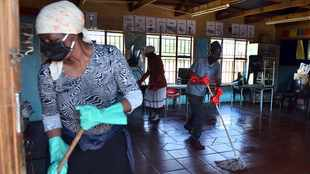 Public Works yet to pay KZN school cleaners