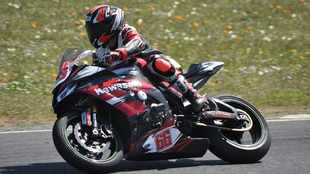 Grune aces Cape round of ZX-10R Masters Cup