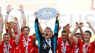 Next Bundesliga season start planned for September 18, league says