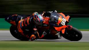 'Cool' Brad Binder, KTM 'have what it takes', says former champ Valentino Rossi