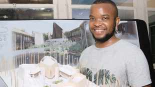 UKZN student wins top architectural award