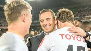 Franco: Currie Cup win is a stepping stone