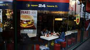 Trio pay heavy price for breaking lockdown to satisfy craving for McDonald's