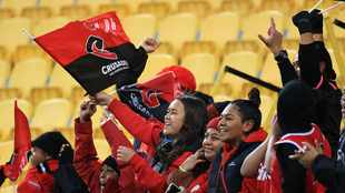 Crusaders beat Highlanders to clinch Super Rugby Aotearoa title