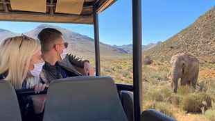 Western Cape private game reserve launches day passes, voucher system