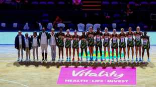 South Africa remain fifth in netball world rankings