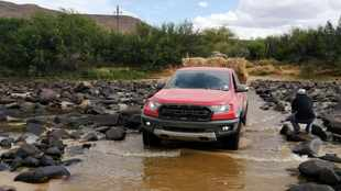Cape Town to Jozi in a Ranger, on dirt only.. with a special mission