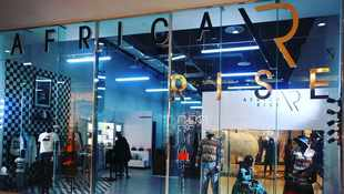 Thula Sindi launches second Africa Rise concept store