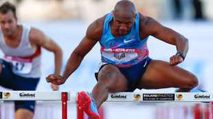 SA hurdler Alkana shines at Paavo Nurmi Games in Finland