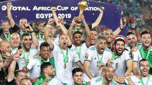 African Cup of Nations postponed from January next year to 2022
