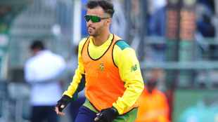 Proteas' Duminy running for change in Cape Town Marathon