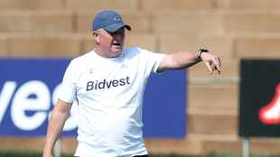 Hunt making the most 'unique' situation at Wits