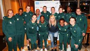 SA netball team handed R1.2m payout for their World Cup effort