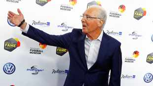 Beckenbauer among officials charged over €6.7m 2006 World Cup payment