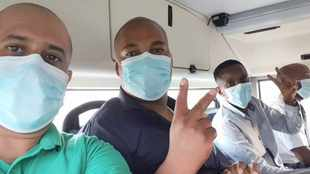 SA citizen rescued from Wuhan pens heartfelt letter thanking repatriation team