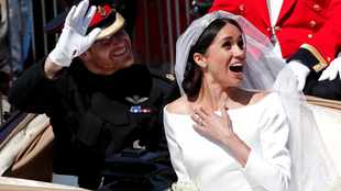 Meghan and Harry's wedding was 'once-in-a-lifetime magical experience'
