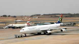 SA hires RMB to advise on possible airline stake sale