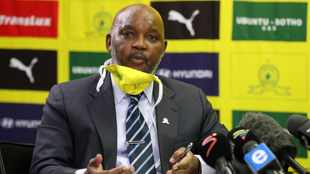 I don't know players mental strength under Covid-19, says Mosimane