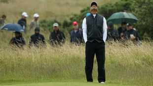Tiger Woods after missing The Open cut: I just want some time off