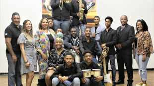Wynberg school band gearing up for Cape Town International Jazz Festival