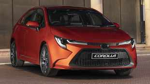 Everyone has a Corolla memory, but the new one is nothing like the car you know