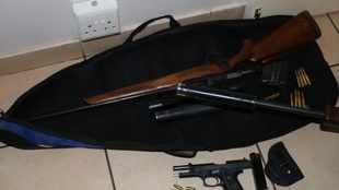 PICS: 'Operation Phinda Mzala' in Northern Cape nets guns, stolen cars and more