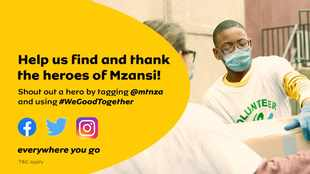 MTN wants to recognise your Everyday Hero