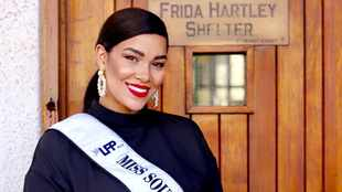 Miss SA Sasha-Lee Olivier opens up about being a victim of GBV