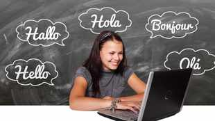 Stuck at home? Learn a new language