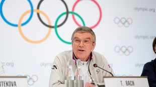 IOC chief Bach says Games would be cancelled if not held in 2021