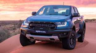 Ford Ranger Raptor boosted to 180kW by RGM