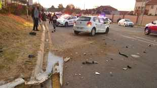 Two people critically injured, many more hurt in Gauteng accidents