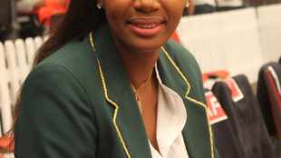 We've got to stay positive, says netball's Chauke