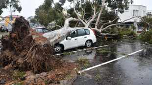 Headaches for Cape Town residents as storm causes massive power outages