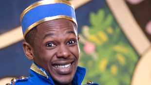 Theatre actor Mthokozisi Zulu asks if youth are 'really free'
