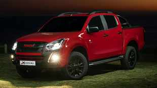 Isuzu's D-Max X-Rider now available with 3-litre engine