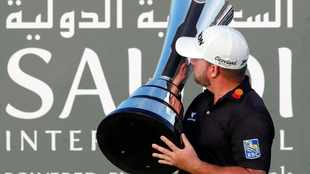 McDowell ends European Tour title drought with Saudi Arabia win