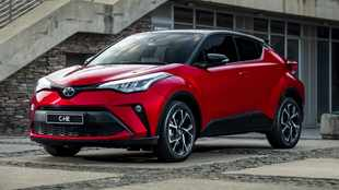 Review: 2020 Toyota C-HR is stylish, but is it useful too?