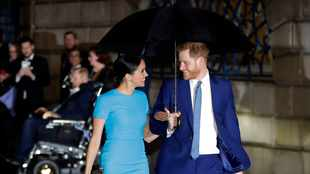 WATCH: Prince Harry and Meghan living in Tyler Perry's $18m LA home