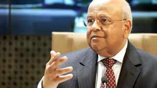 Public Enterprises Minister Pravin Gordhan. FILE PHOTO: ANA