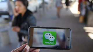 WeChat rival Bullet Messenger says its app has been removed from Apple Inc's App Store due to a copyright complaint.  Photo: File