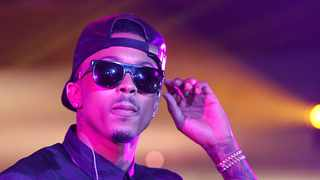 August Alsina. (Photo by Donald Traill/Invision/AP, File)