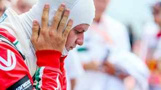 Mick Schumacher is seen by many as having a future in Formula One. File picture: Stephanie Lecocq / Pool photo via AP.