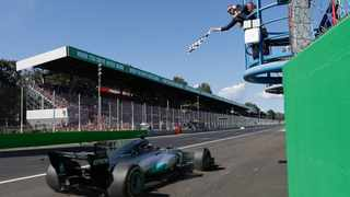 Monza will stay on the calender for another five years. Photo: Luca Bruno/AP Photo