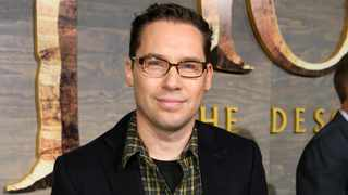 Bryan Singer at the Los Angeles premiere of 'The Hobbit: The Desolation of Smaug' at the Dolby Theatre. Pciture: AP