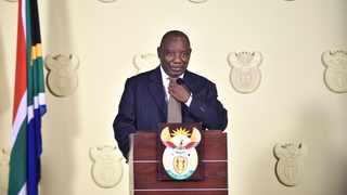 South African President Cyril Ramaphos. Photo: Thobile Mathonsi/African News Agency (ANA)