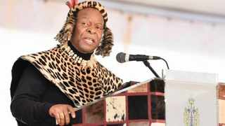 King Goodwill Zwelithini. FILE PHOTO: ANA