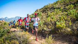 """Thabang Madiba opted instead for the local Whale of Trail, interest will focus on the Europe vs America contest which is taking on """"Ryder Cup"""" proportions. Photo: Tobias Ginsberg"""