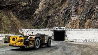Lily Gold Mine in Barberton. FILE PHOTO: Vantage Goldfields website